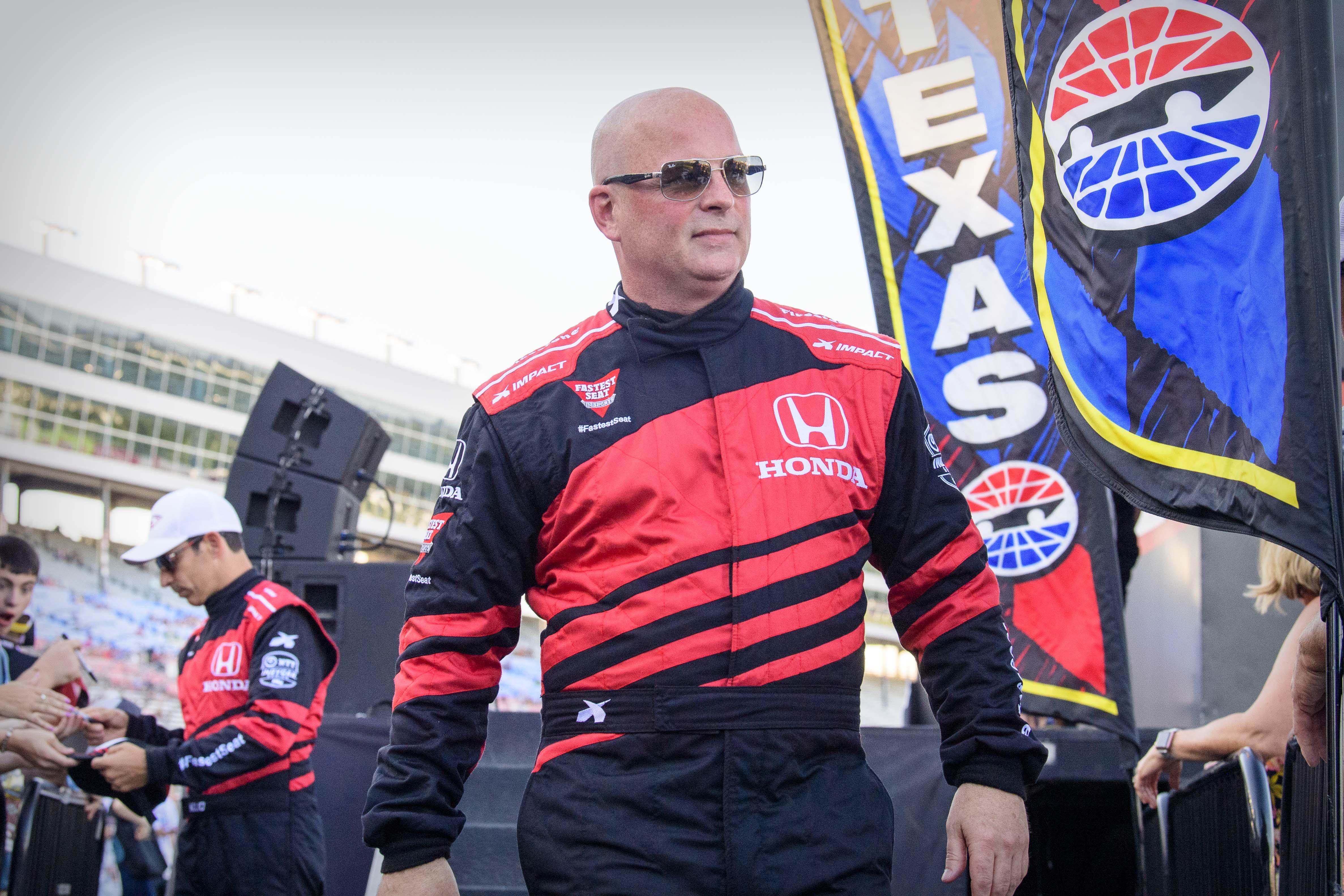 IndyCar: DXC Technology 600