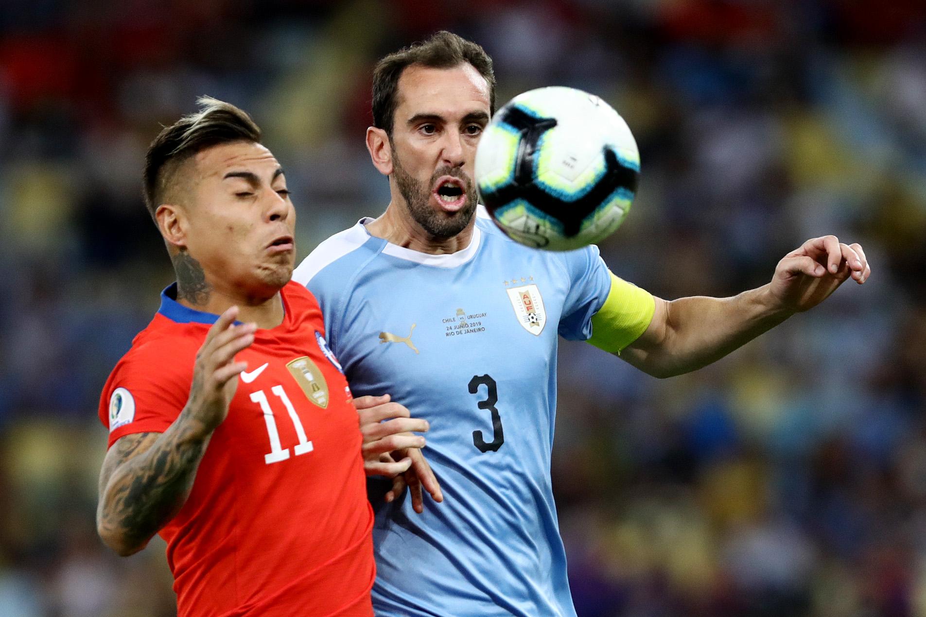 Chile v Uruguay: Group C - Copa America Brazil 2019