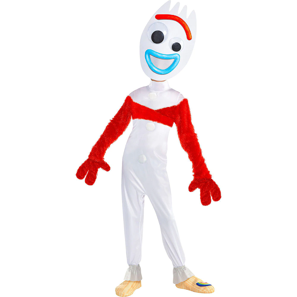 What went into making the official Forky costume
