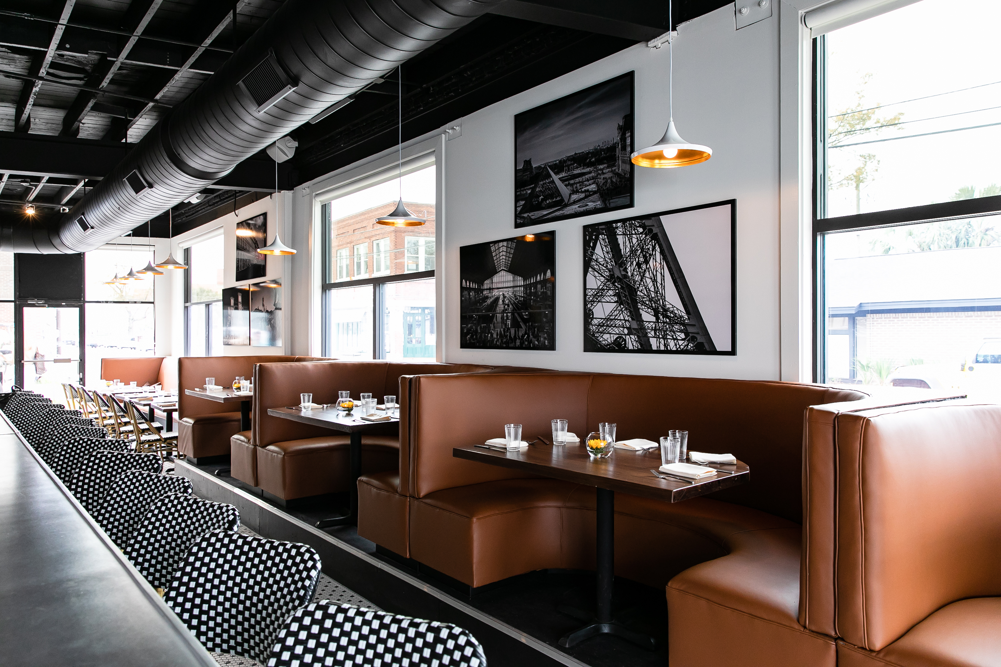 Food 'Seals the Deal' at North Central Bistro Maison