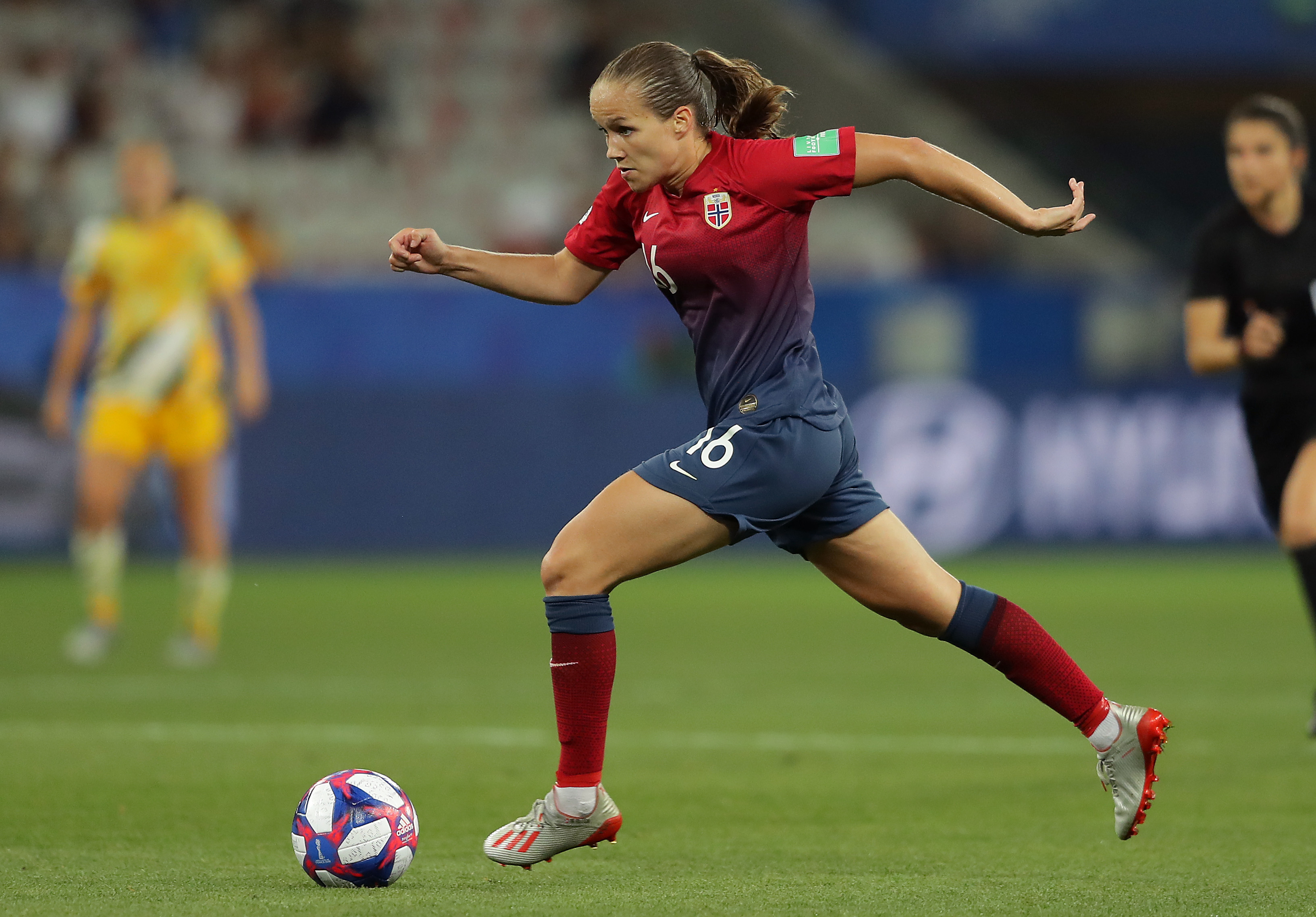 Guro Reiten - Norway - 2019 FIFA Women's World Cup France