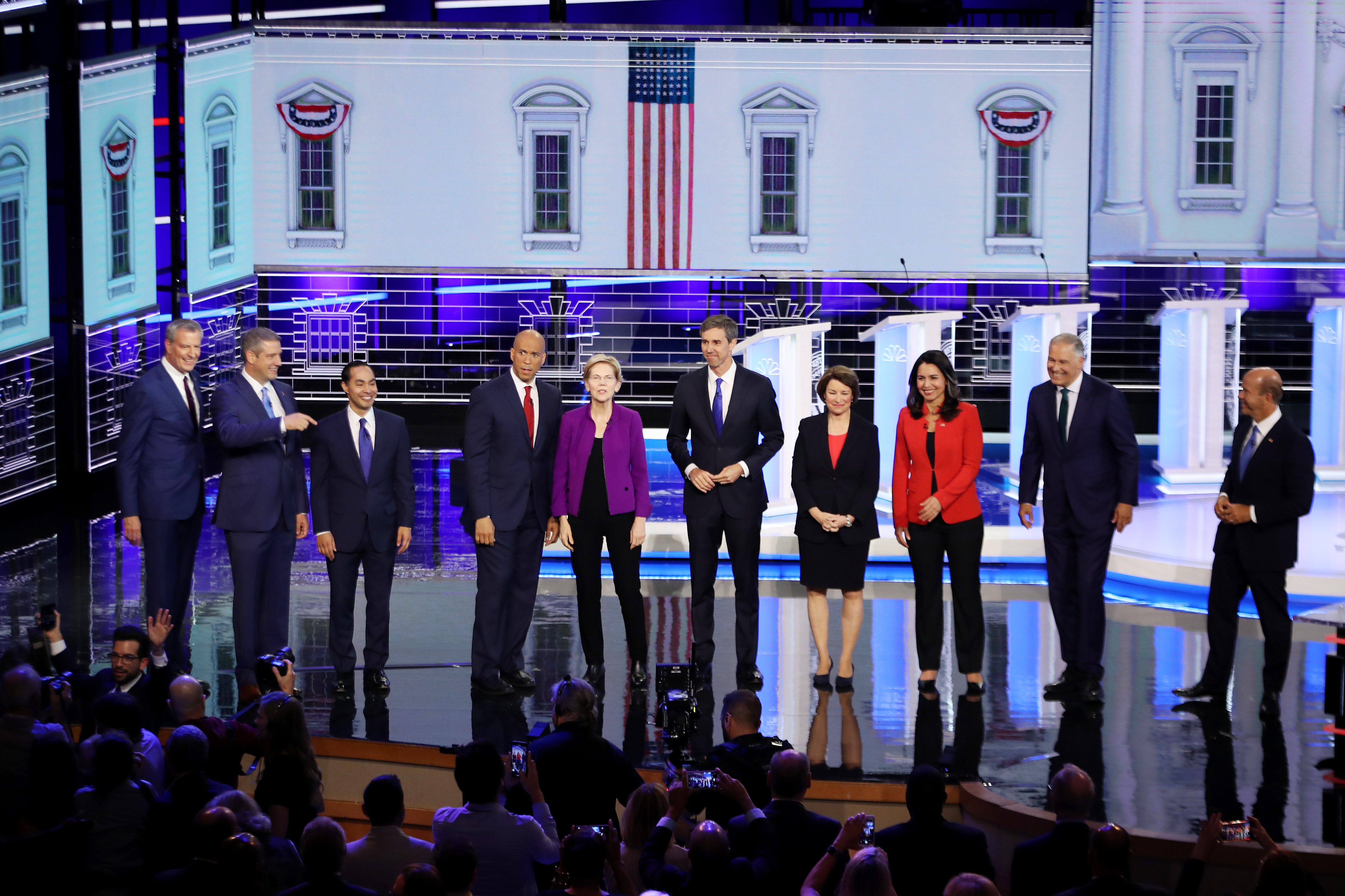 The 2019 Democratic debate shows how striking it is to have more representation onstage