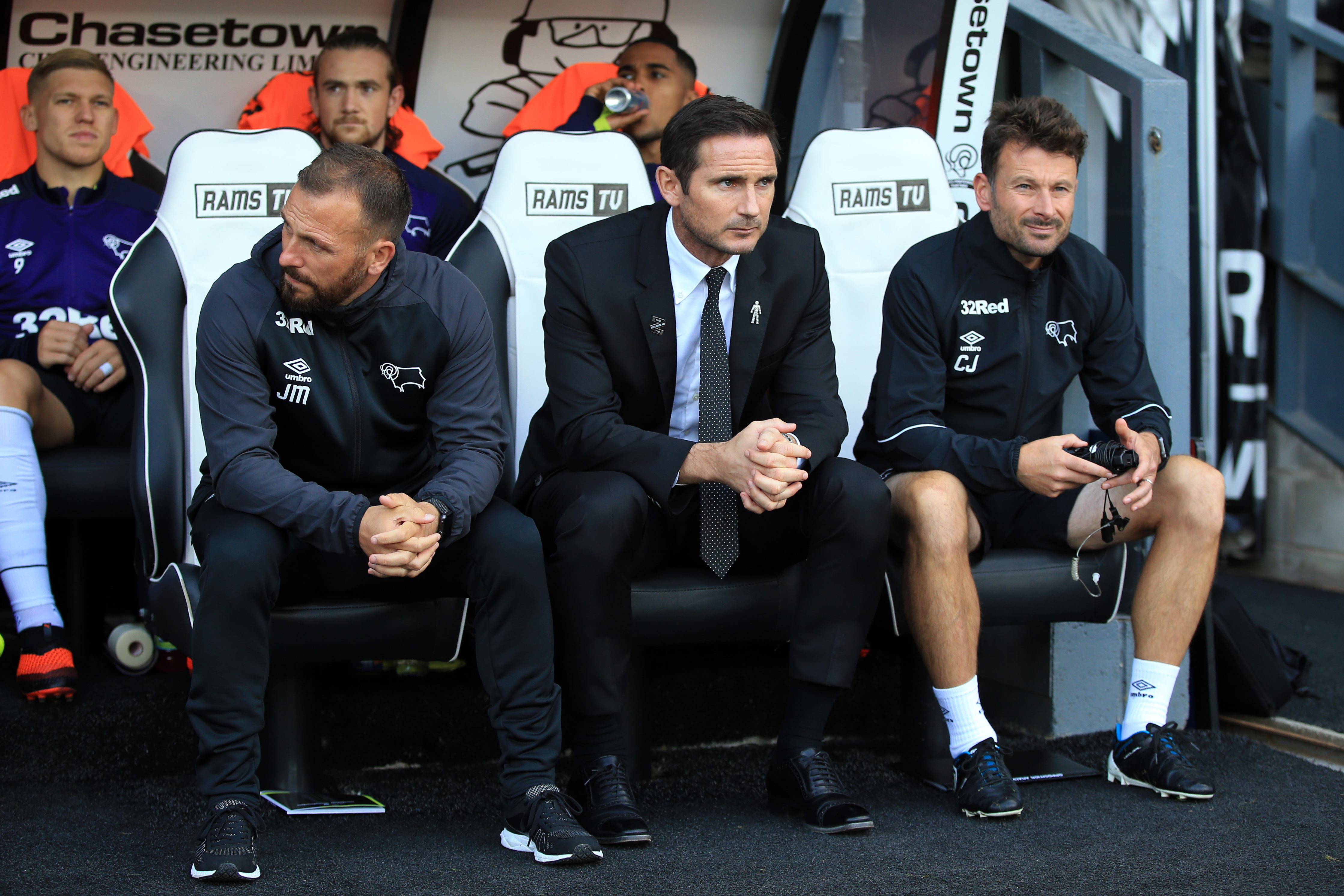 Derby County owner Mel Morris did not expect to lose Lampard to Chelsea so soon