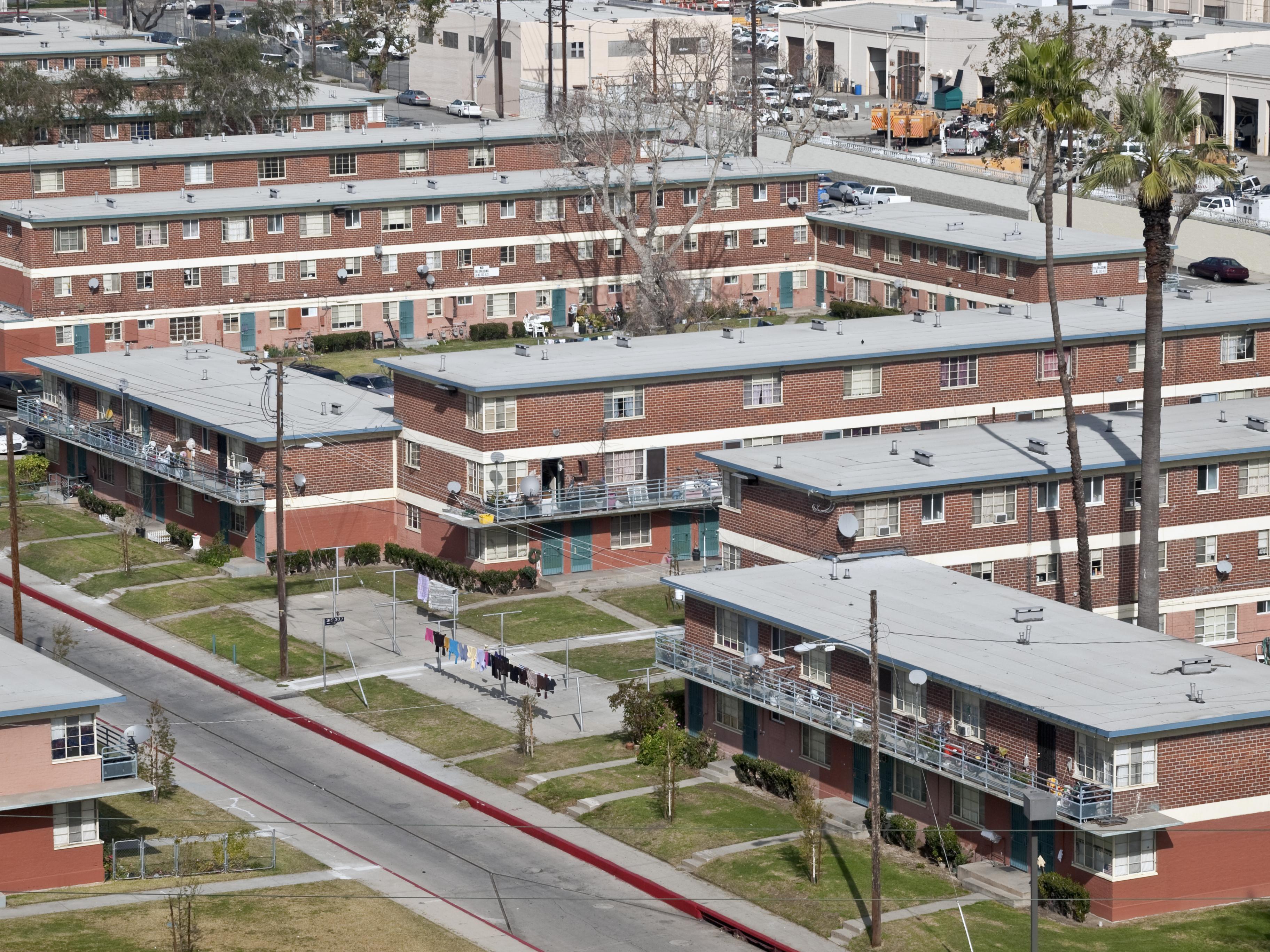 William Mead Homes public housing