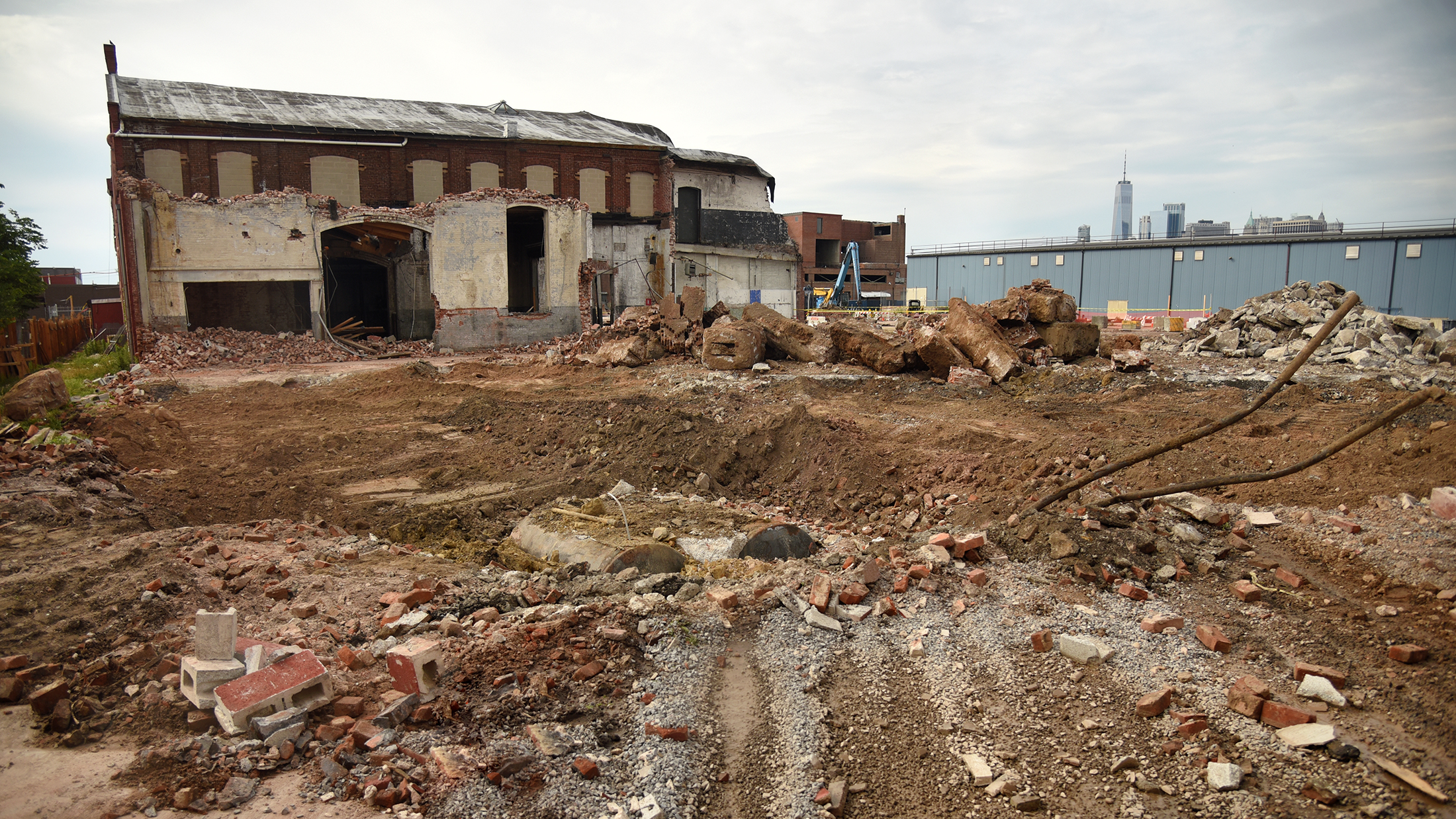 As Red Hook's industrial history is demolished, what comes next for the neighborhood?
