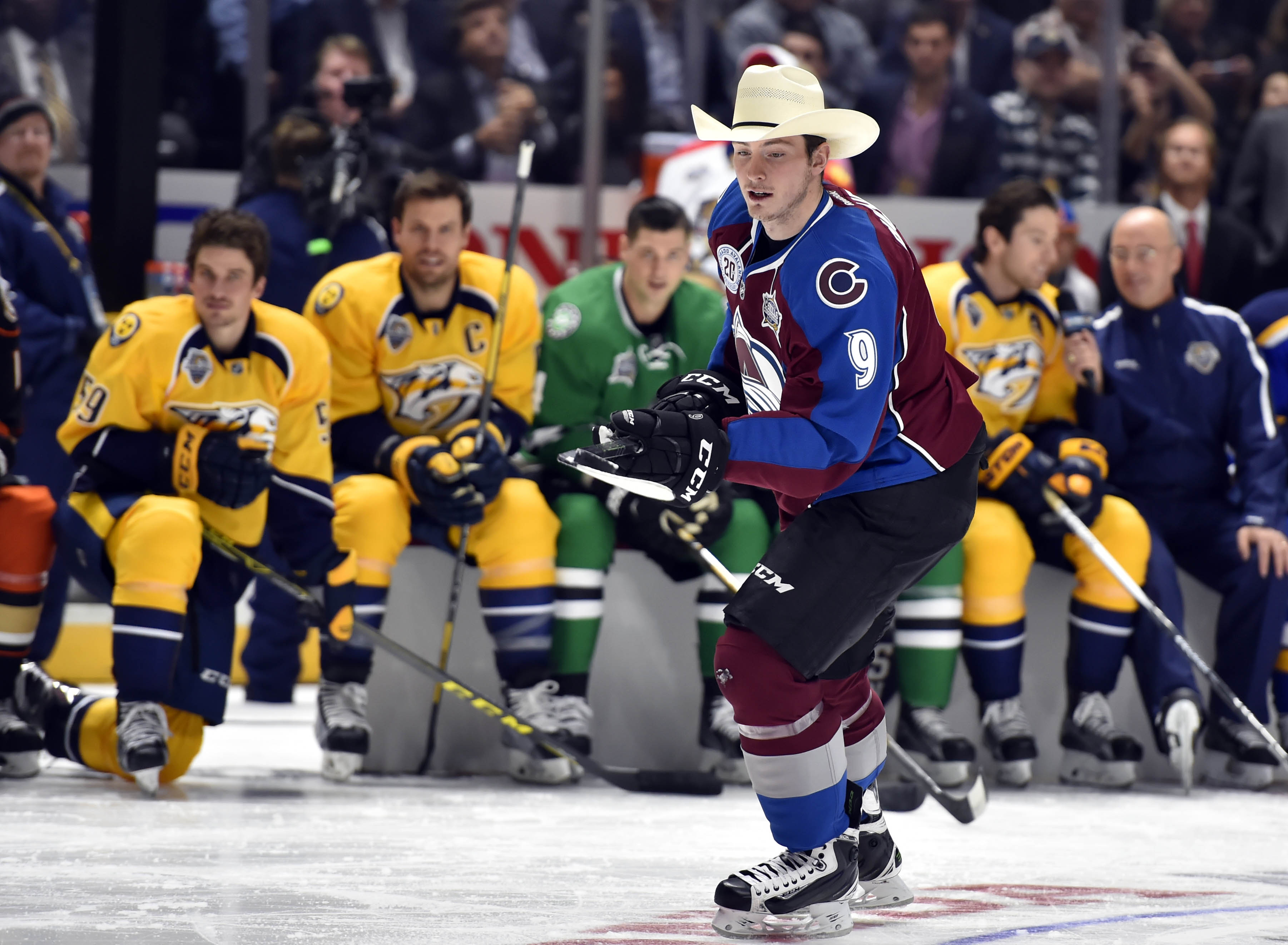 NHL: All Star Game-Skills Competition