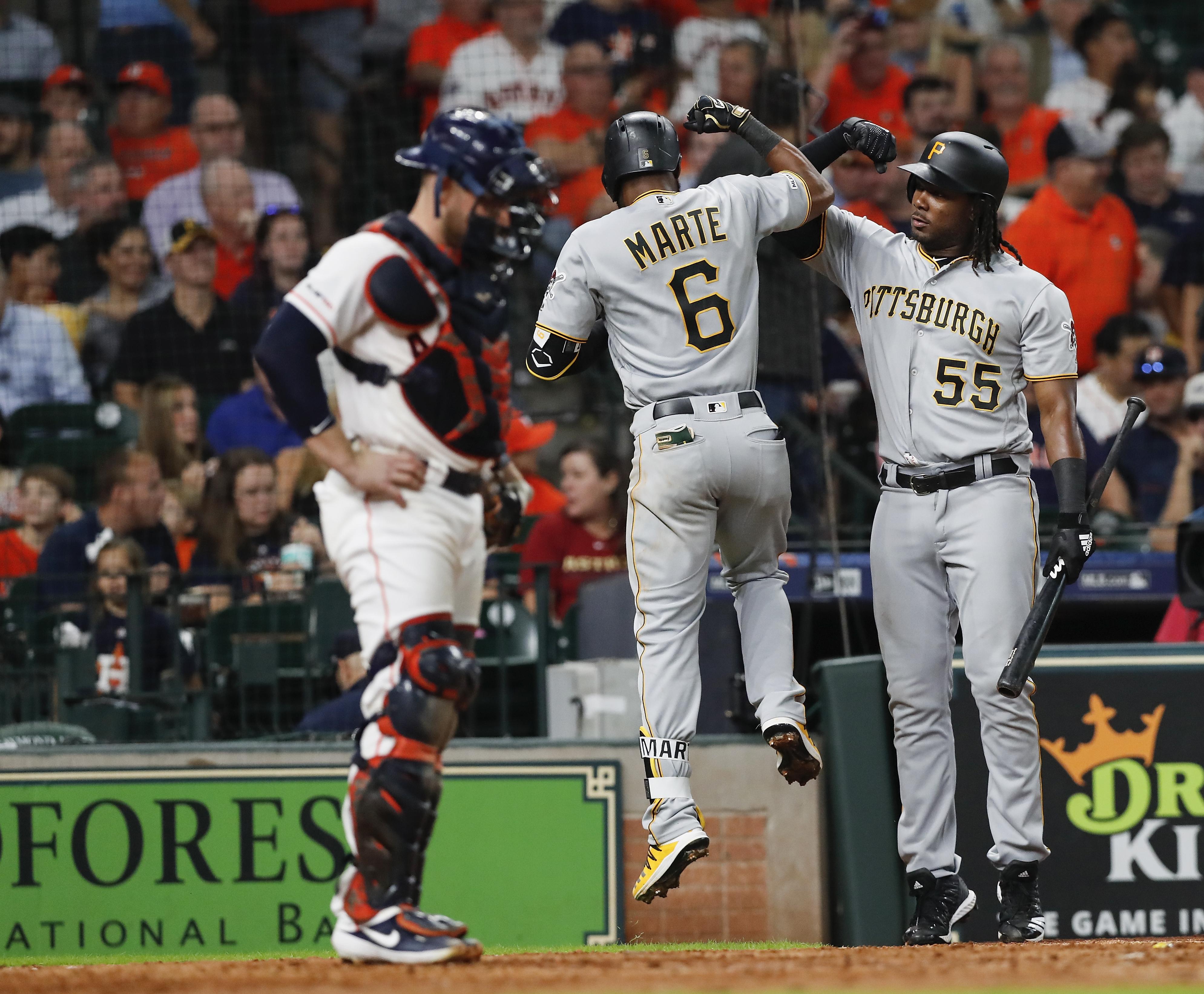Pittsburgh Pirates v Houston Astros