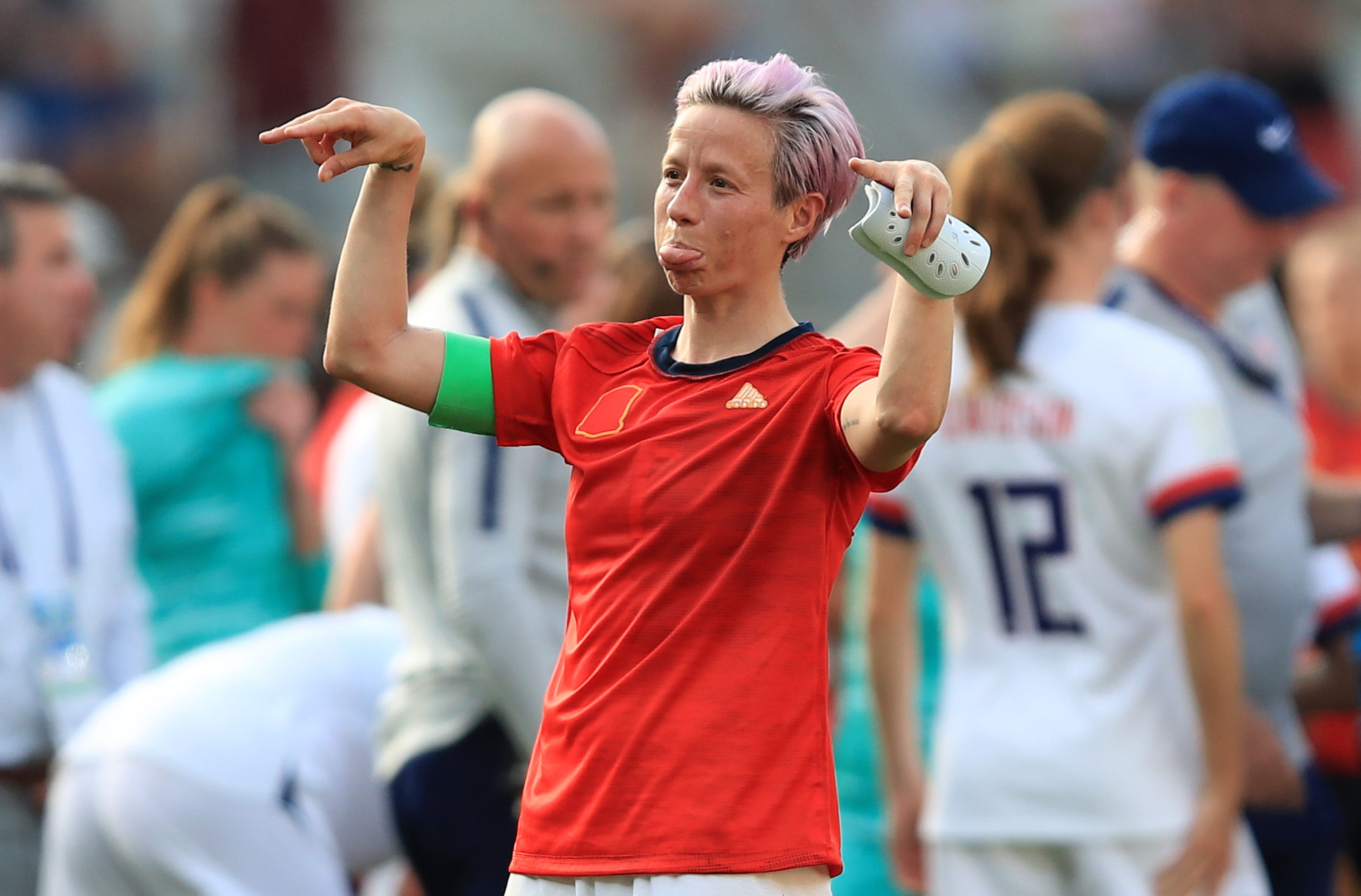 Spain v USA: Round Of 16 - 2019 FIFA Women's World Cup France