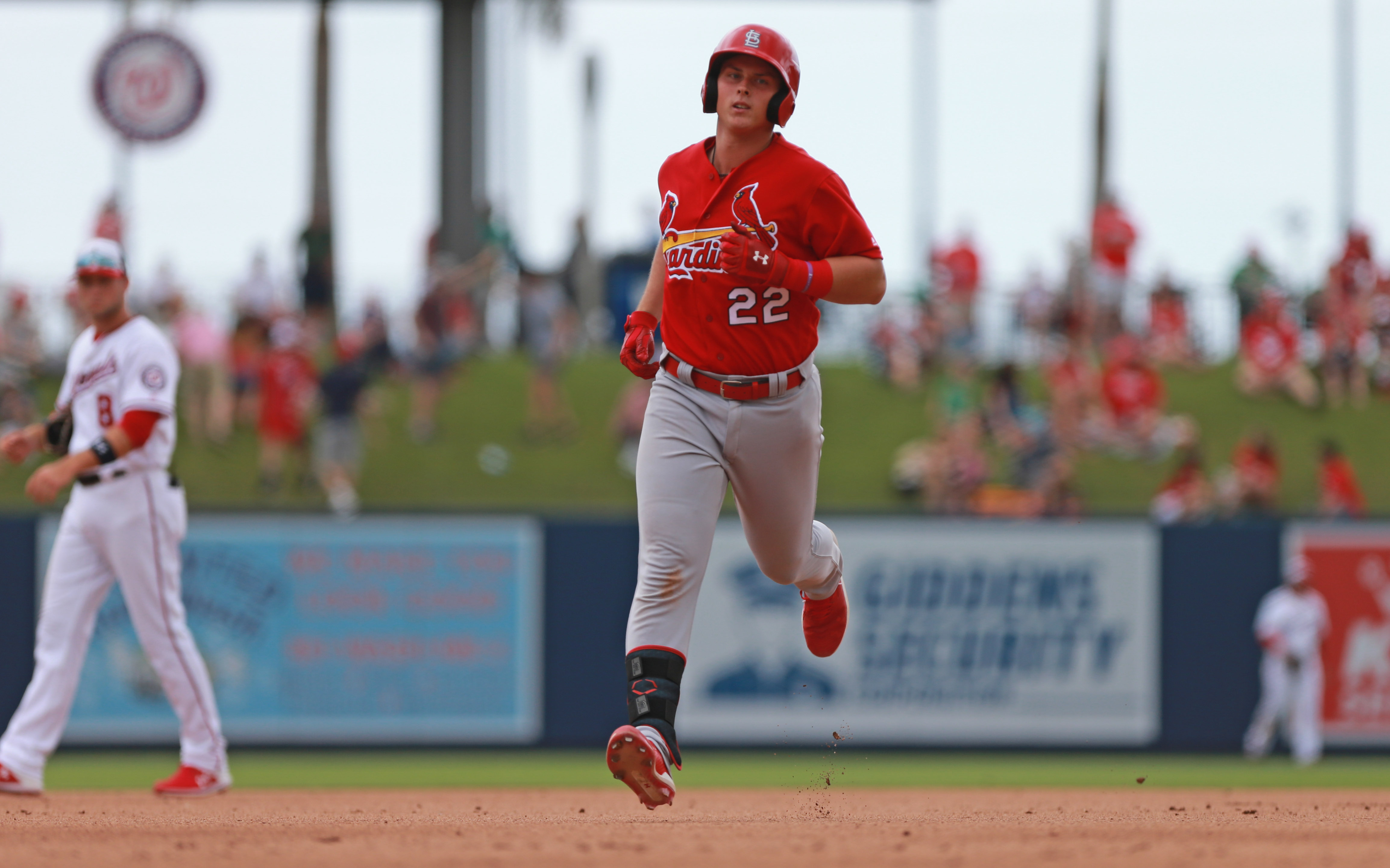 MLB:Spring训练-ST。华盛顿国民路易安切