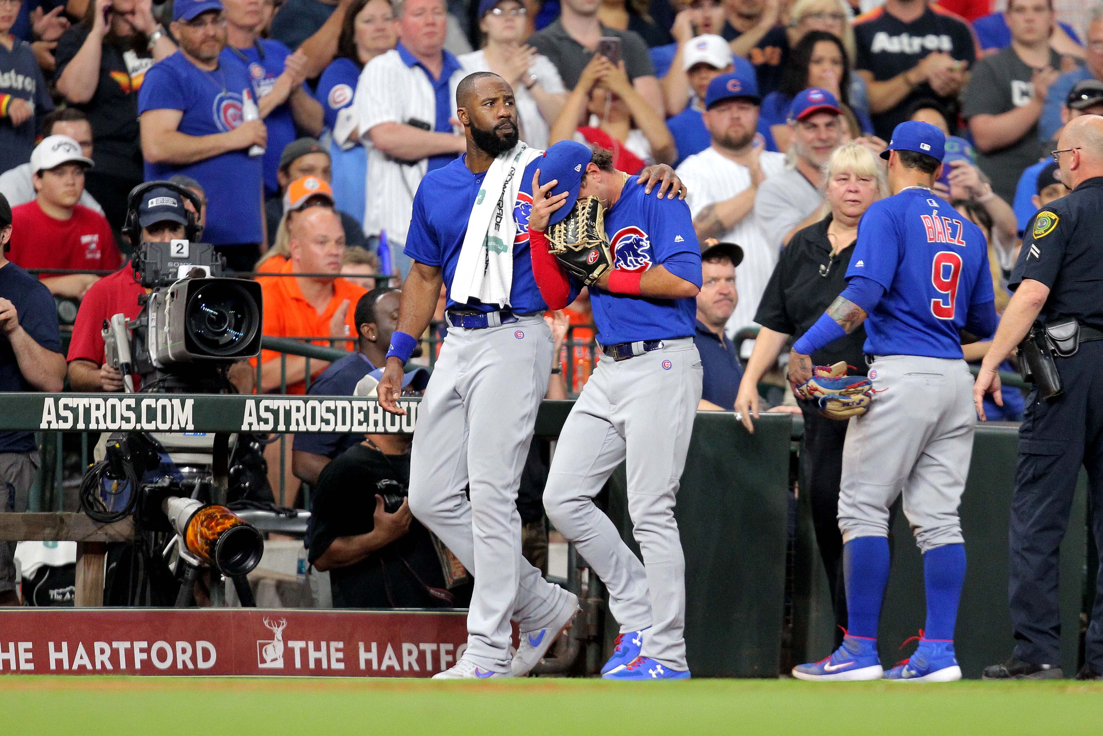 MLB: Chicago Cubs at Houston Astros