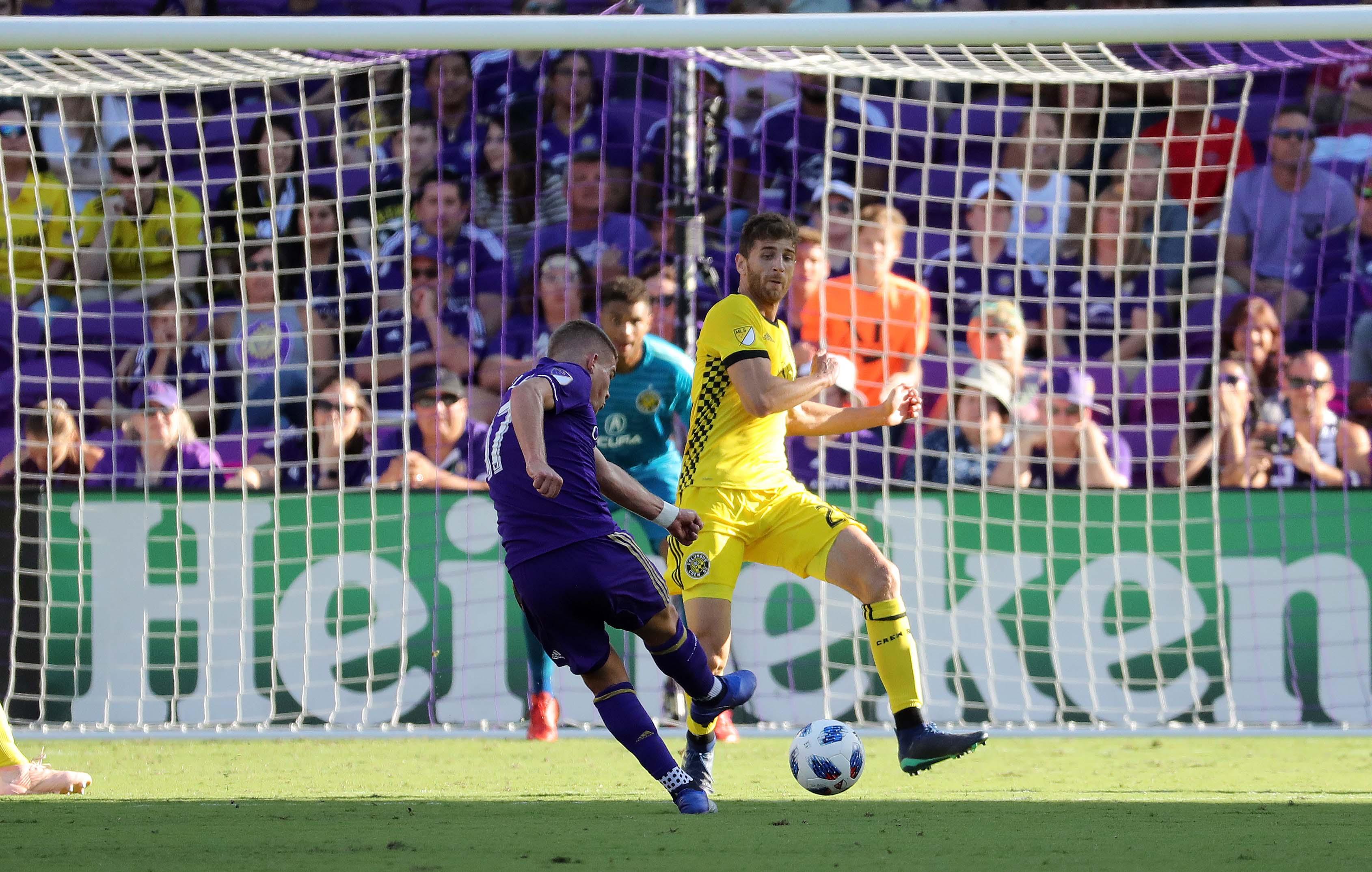 MLS: Columbus Crew at Orlando City SC