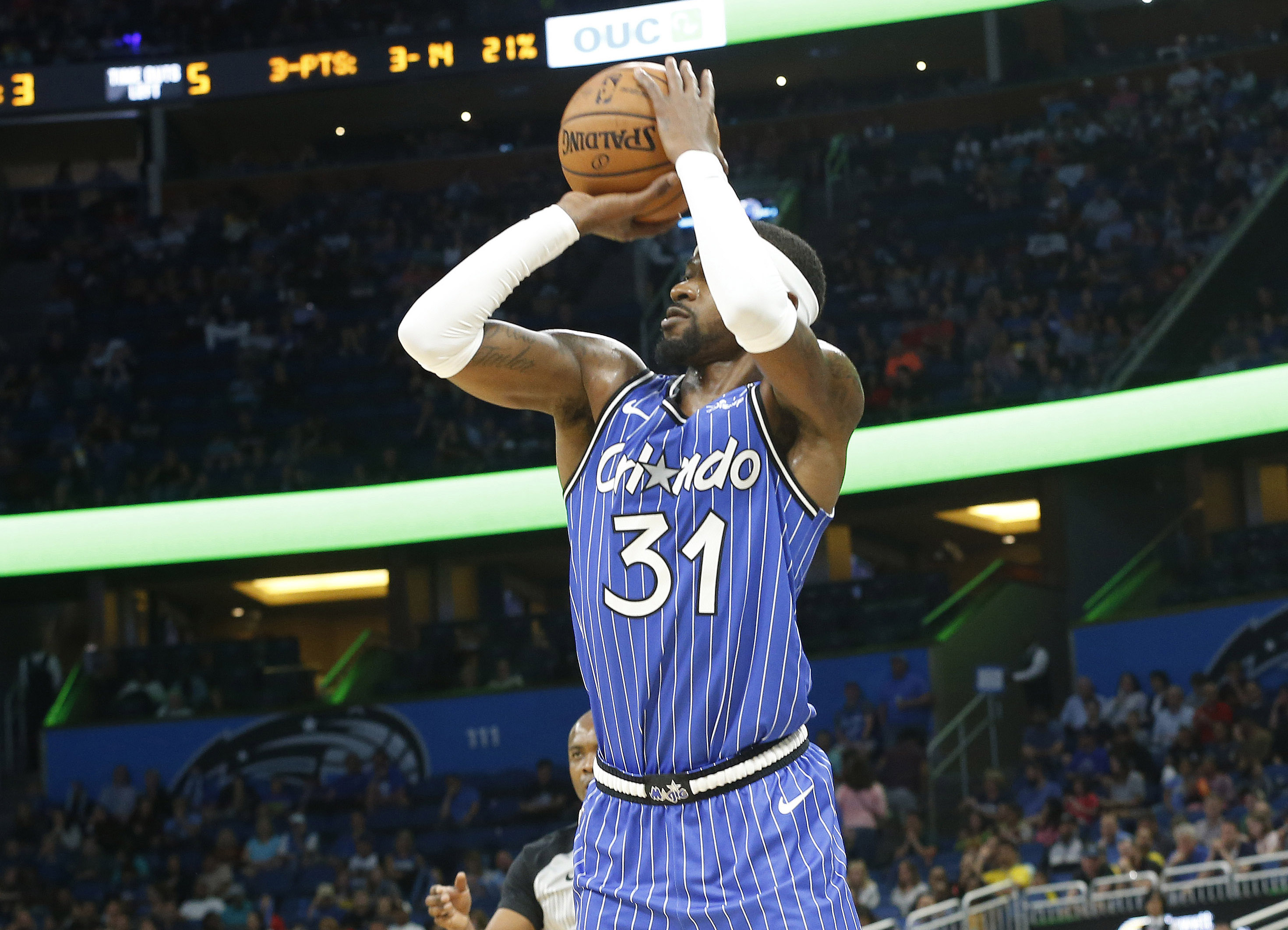 NBA: Cleveland Cavaliers at Orlando Magic