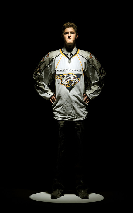 Is this the season we see 2010 1st-round pick Austin Watson don the Predators Gold?