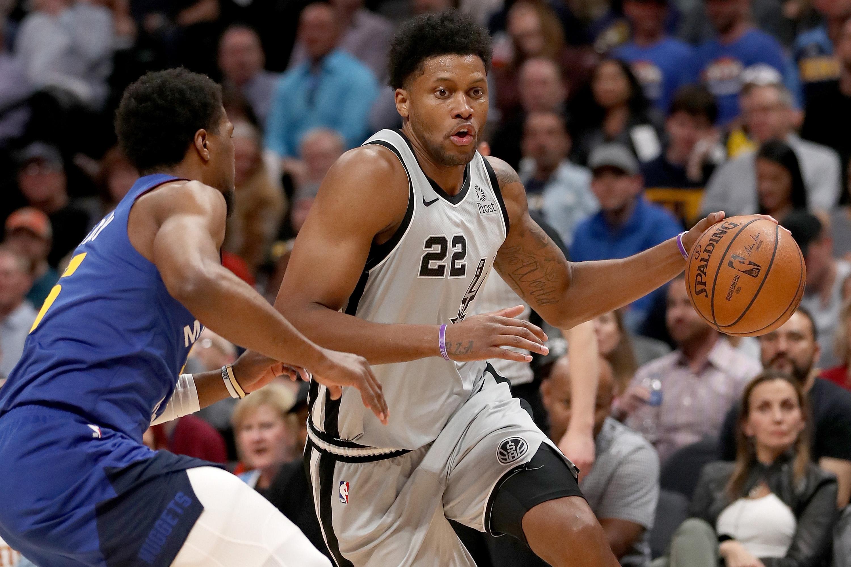 San Antonio Spurs v Denver Nuggets - Game Five