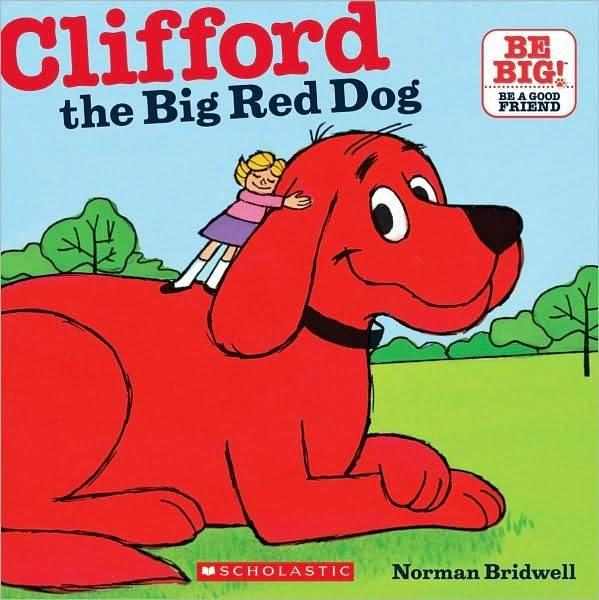 Four Clifford books along with the plush toys are $5 each as part of Kohl's Cares.
