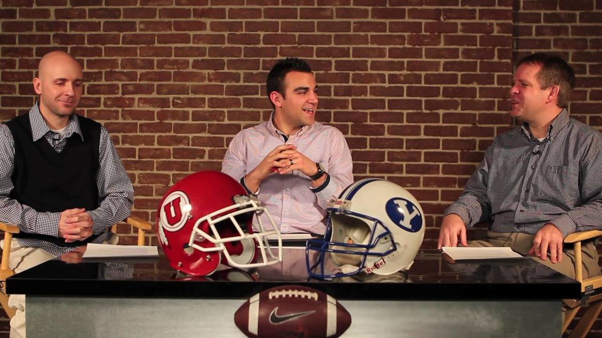 Tom Cella, Kyle Christensen and Brandon Gurney talk about BYU and Utah recruits.