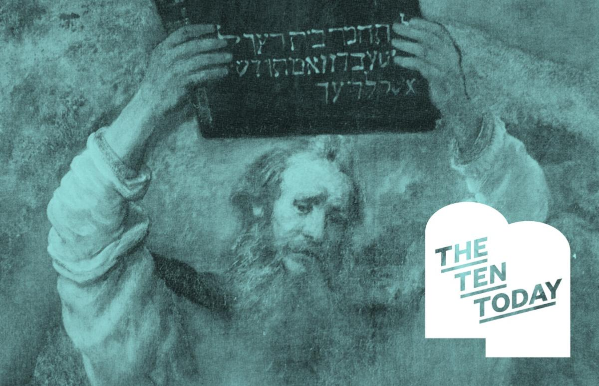 """The Deseret News""""™ annual Ten Today series explores the relevance of the Ten Commandments in modern life. Review survey results with our interactive graphic below."""