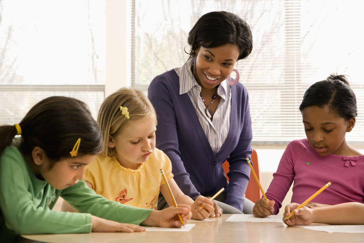 Researchers found that light quality and classroom color both contributed significantly to student learning rates.
