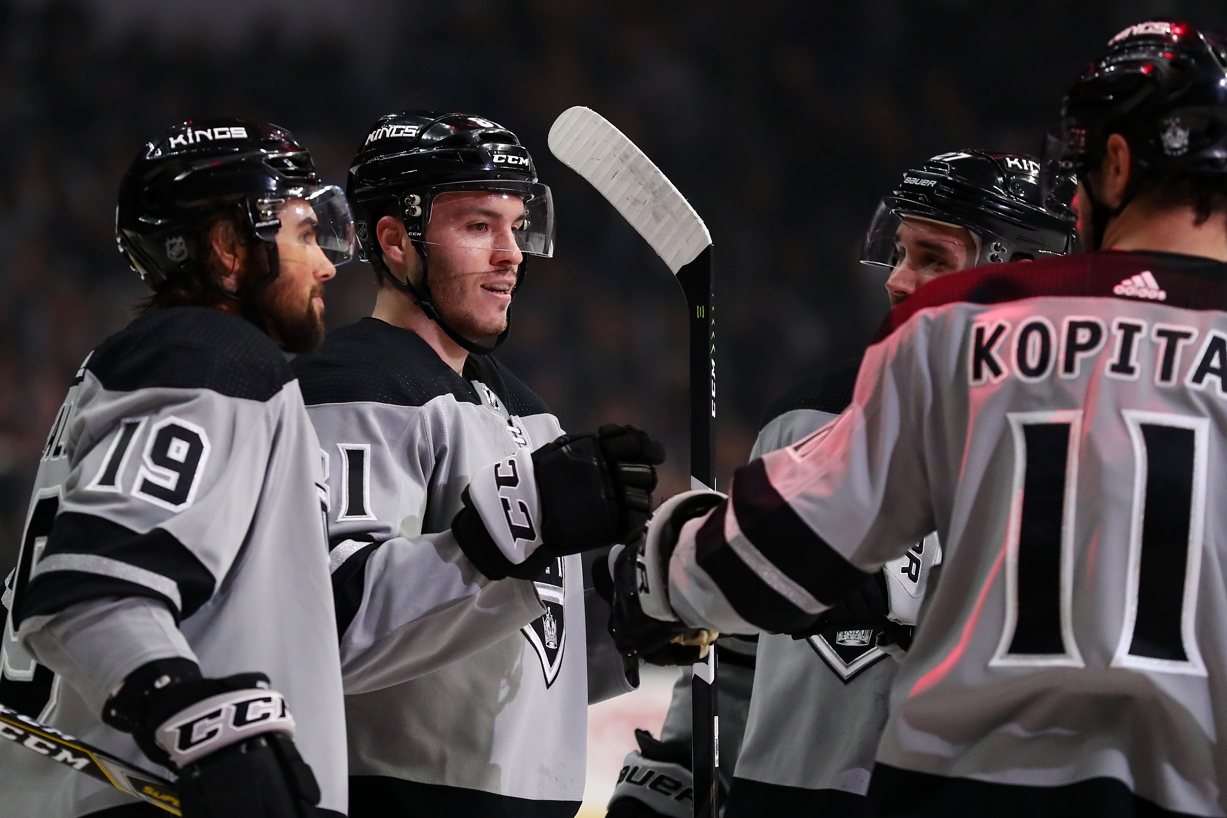 LA Kings Schedule, Roster, News, and Rumors | Jewels From The Crown
