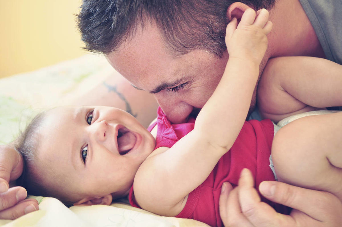 """Based on decades-old stereotypes that single mothers are raising children alone and single dads are """"deadbeats,"""" the majority of U.S. anti-poverty programs almost exclusively serve women and children. Fathers bear the brunt."""