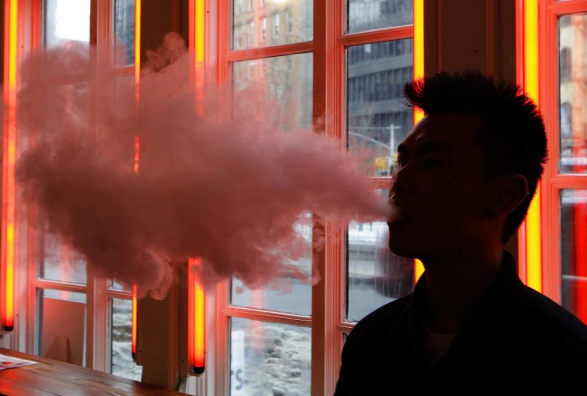 """After 10 substitutions and multiple debates throughout the legislative session, a Utah bill looking to regulate electronic cigarettes was extinguished late Thursday night after a """"mad dash"""" to push it through."""
