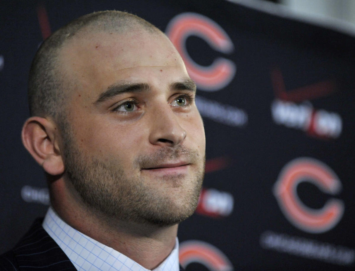 Kyle Long spent the day with a 9-year-old and his family when he heard the boy was getting bullied at school.