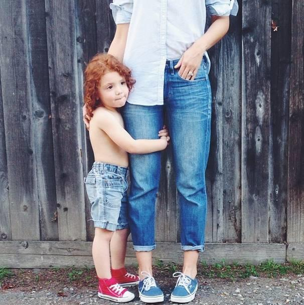 Blogger Jacqui Saldana's son passed away in a tragic accident May 2. Online communities have since showed an outpouring of love and support.