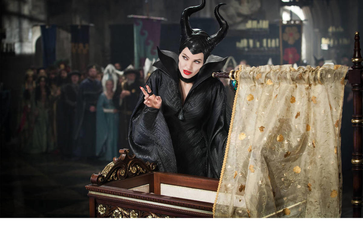 "Disney's ""Maleficent."""