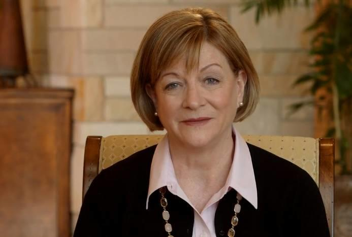 Sister Bonnie L. Oscarson, Young Women general president, speaks to LDS women in a new video.