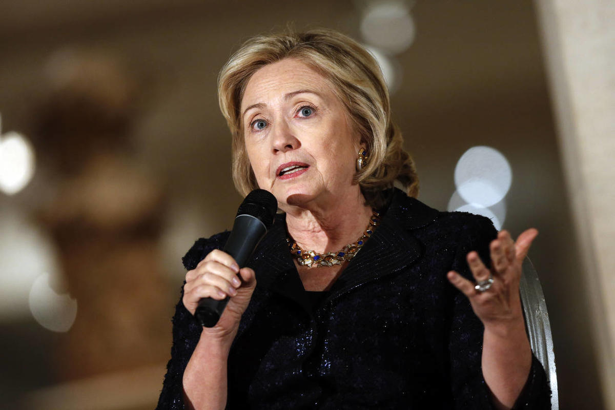 In a recent interview with Jeffery Goldberg of the Atlantic, Hillary Clinton explained exactly how her foreign policy stance differs from President Obama's, leading some to speculate that she is trying to distance herself from the president.