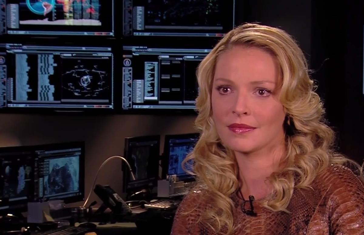 Katherine Heigl spoke with KSL's Candice Madsen about her new NBC thriller and her personal life.