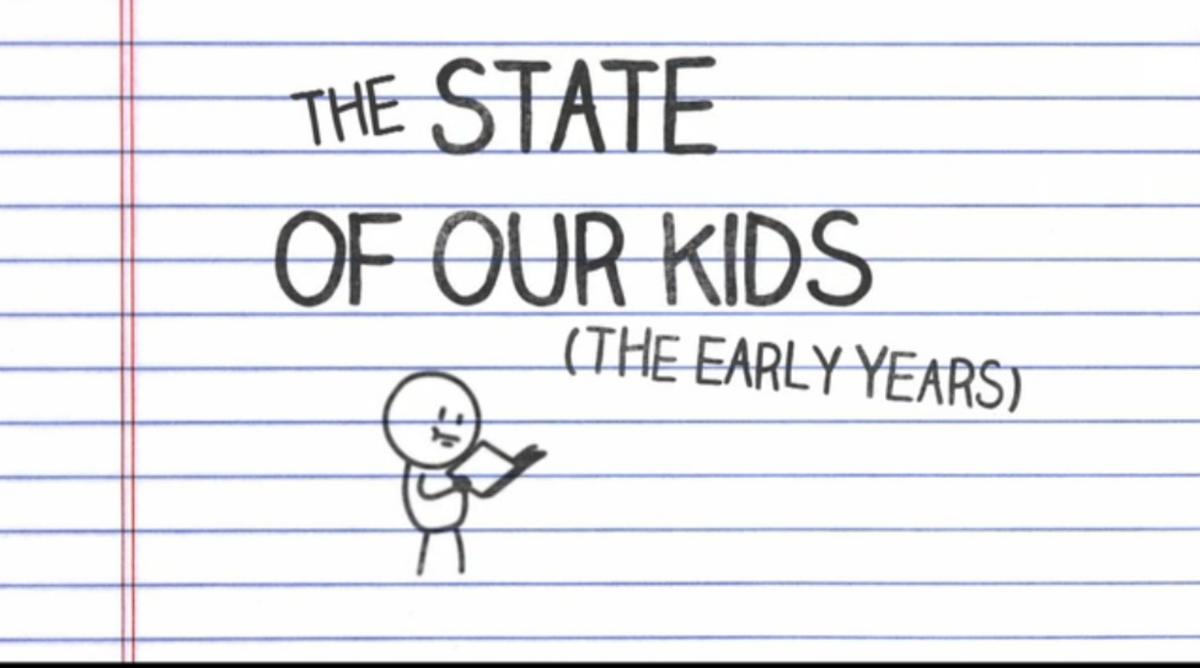 """""""The State of Our Kids"""" focuses on three Utah families: a single mother with four boys, a 14-year-old  mother with a 3-month-old child of her own, and a family involved with an early childhood program."""