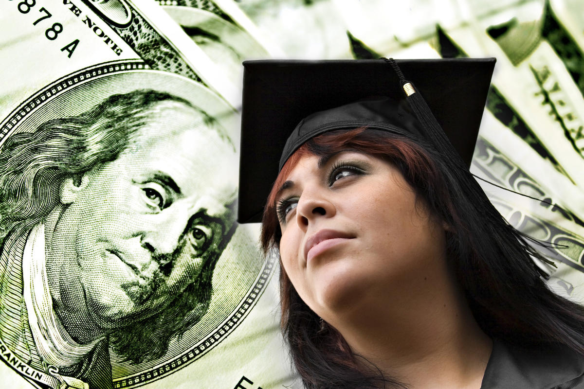 Will putting more of the burden on the university really help with the student loan debt crisis?