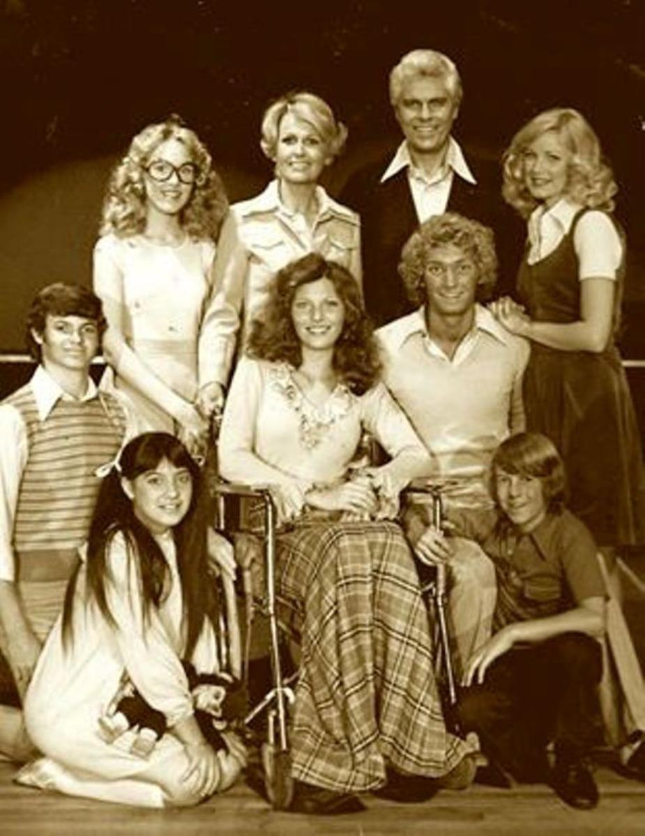 Original cast of Saturday's Warrior