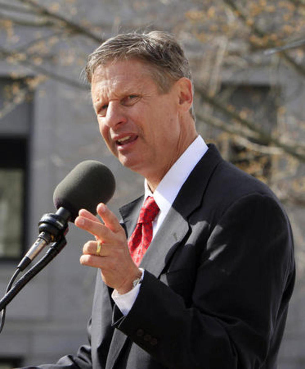 This combination of two widely regarded former Republican governors — Gary Johnson of New Mexico and William Weld of Massachusetts — could elevate the Libertarian Party to an entirely different realm in 2016.