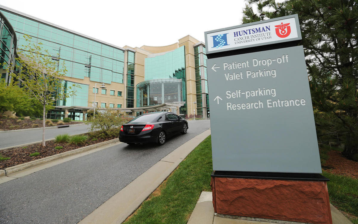The Huntsman Cancer Institute in Salt Lake City on Tuesday, April 25, 2017. Peter Huntsman, the CEO of the Huntsman Cancer Foundation, confirmed Tuesday that his family will continue to seek more autonomy for the Huntsman Cancer Institute in ongoing negot