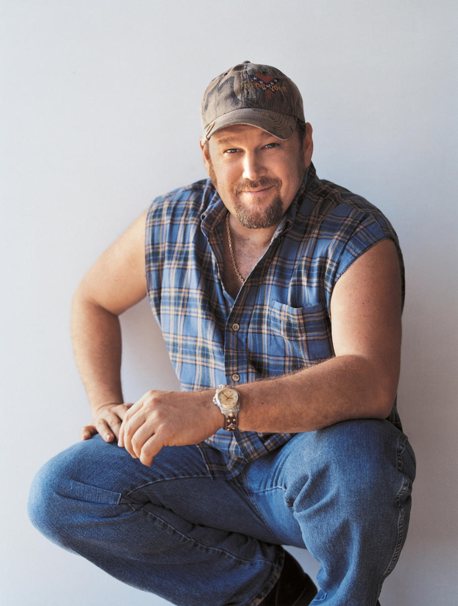 Larry the Cable Guy will join Jeff Foxworthy in Salt Lake City on Aug. 18.