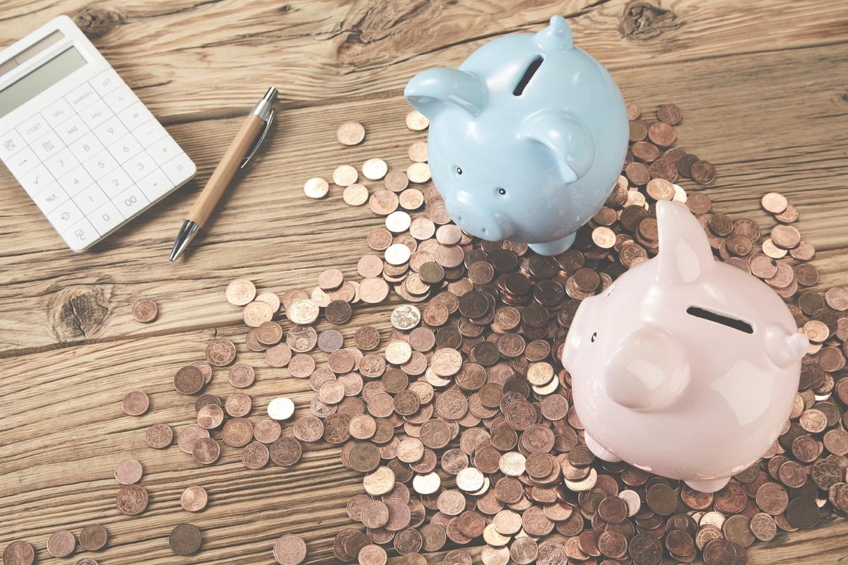 Dave Ramsey answers questions about getting separate accounts for personal and business accounts, no matter how small the business. Also, a question from a couple about getting an extra job to get out of debt.