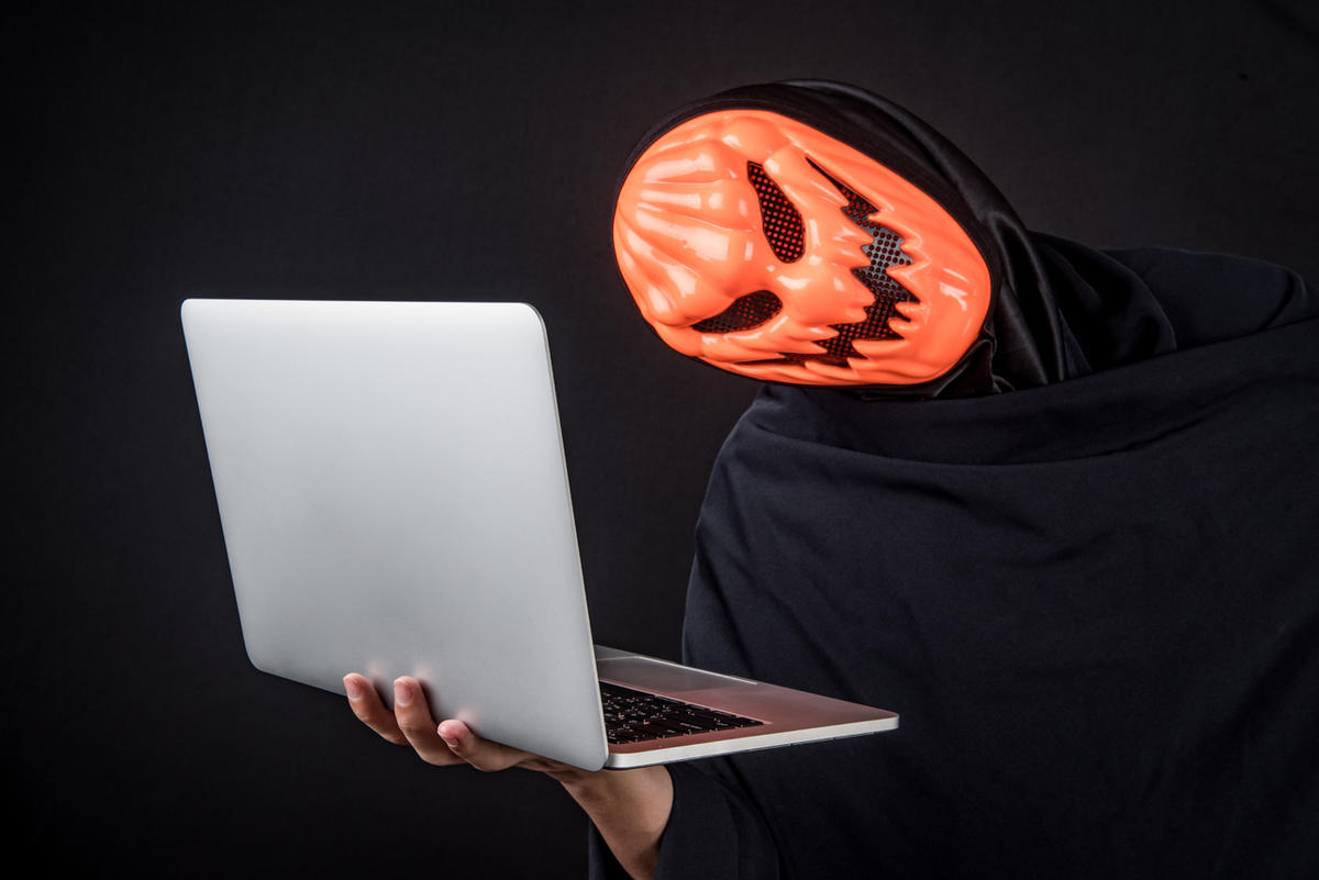 Michelle Singletary writes that the irony is not lost on her — nor should it be on you — that National Cyber Security Awareness Month falls at the same time we celebrate Halloween.