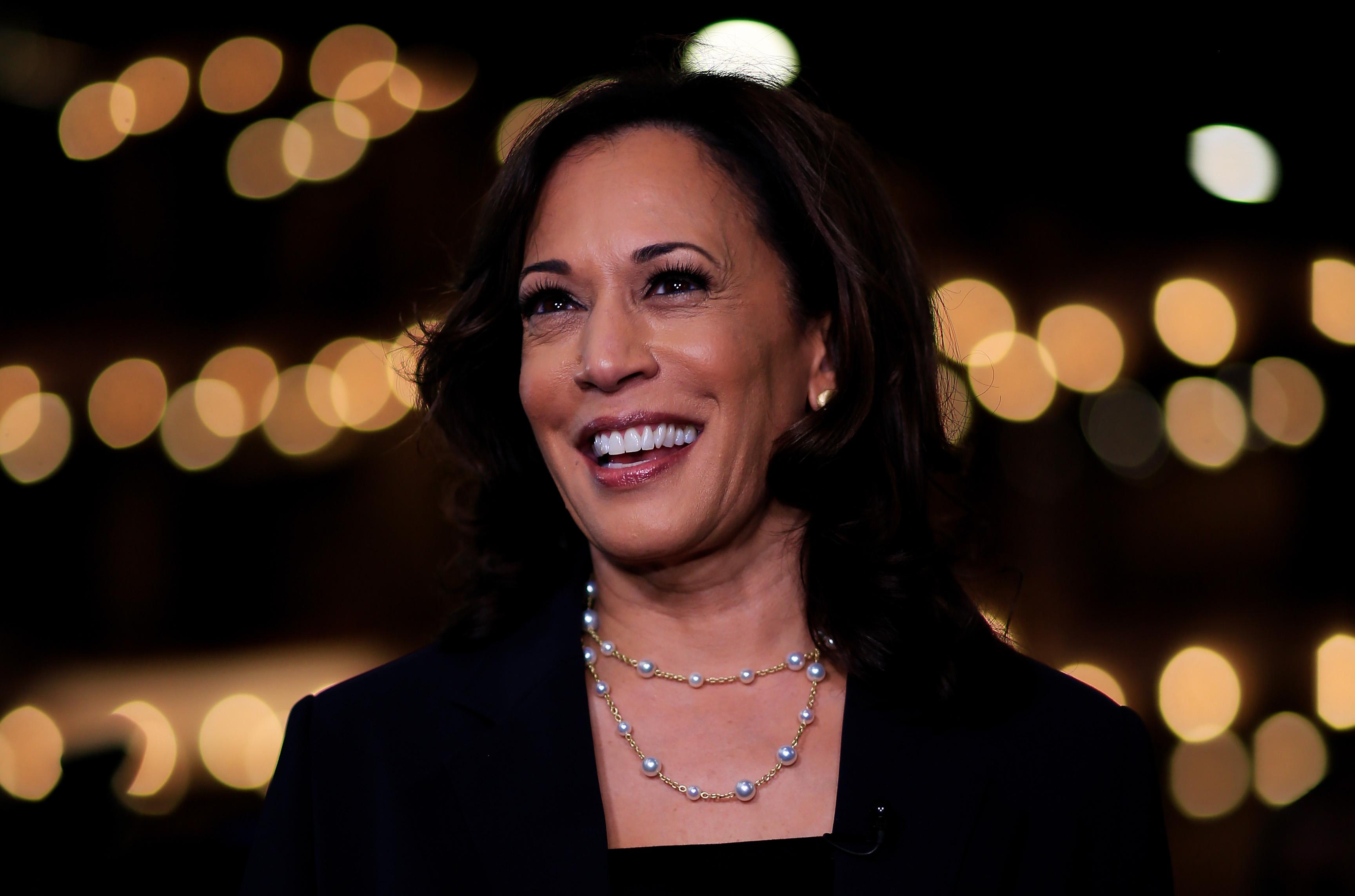 Sen. Kamala Harris at the first 2019 Democratic presidential debate.
