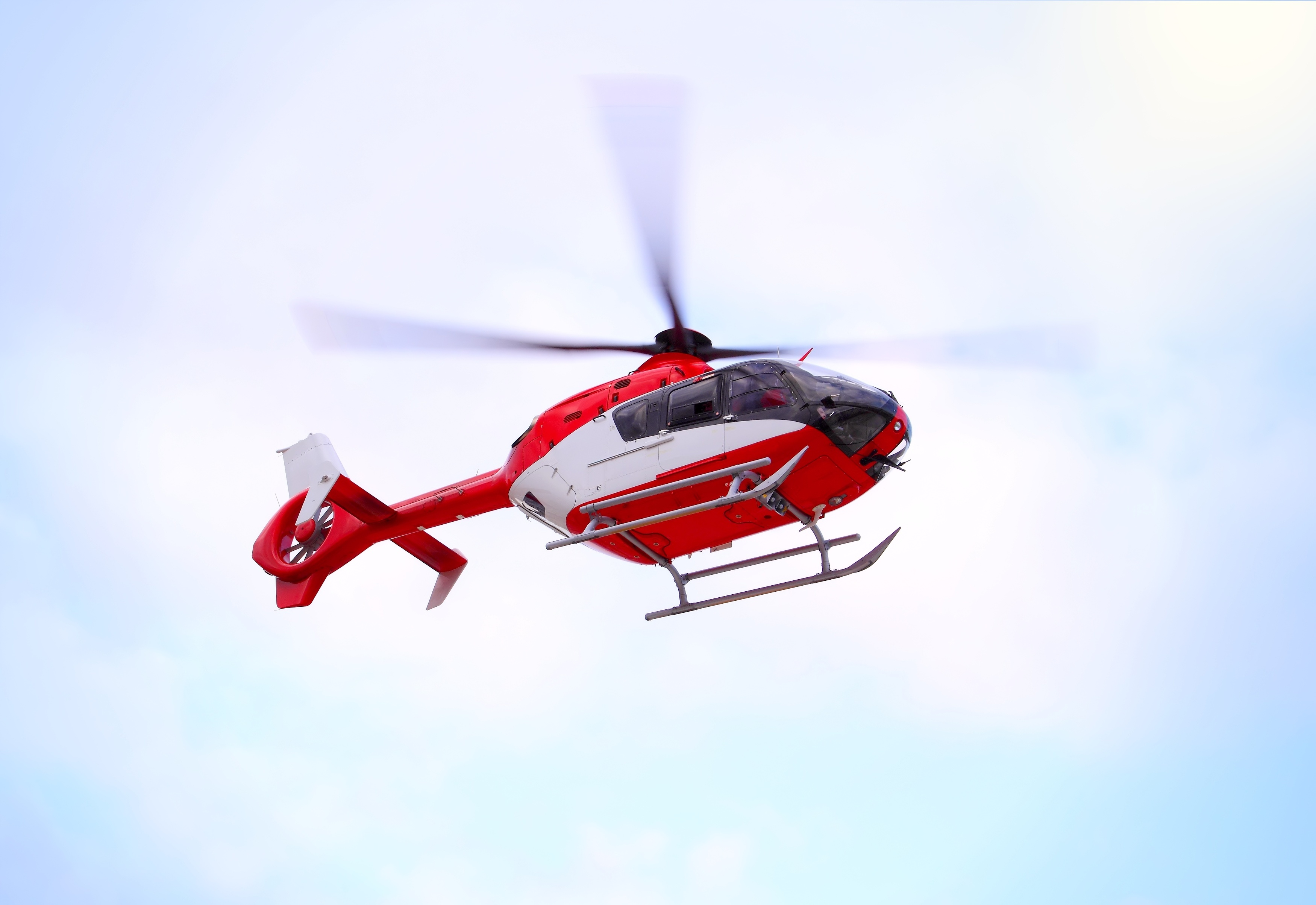Police are investigating why a motorcycle carrying a man and a girl in Provo Canyon lost control and veered into the canyon wall Monday afternoon, leaving the pair critically injured.