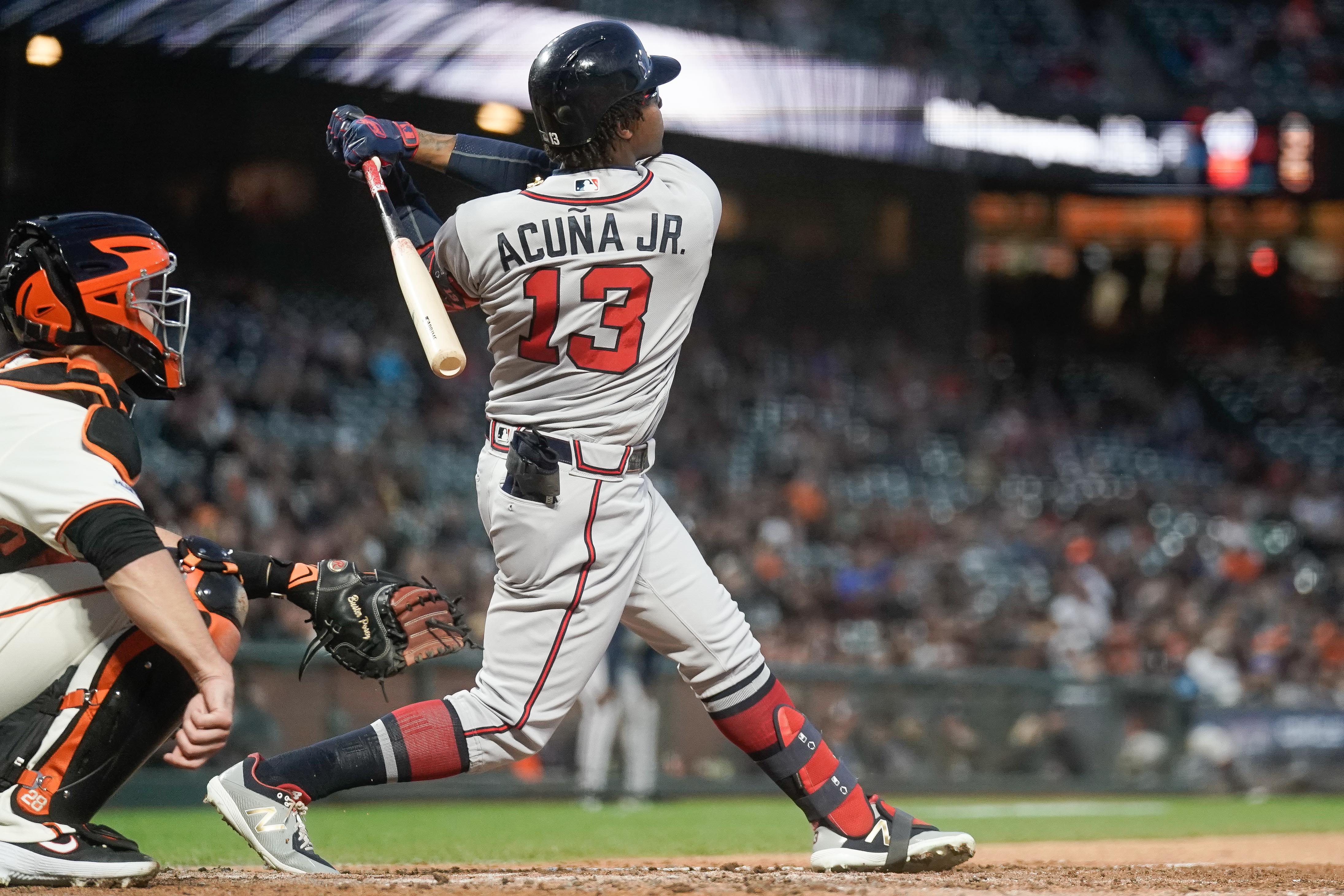 MLB: Atlanta Braves at San Francisco Giants