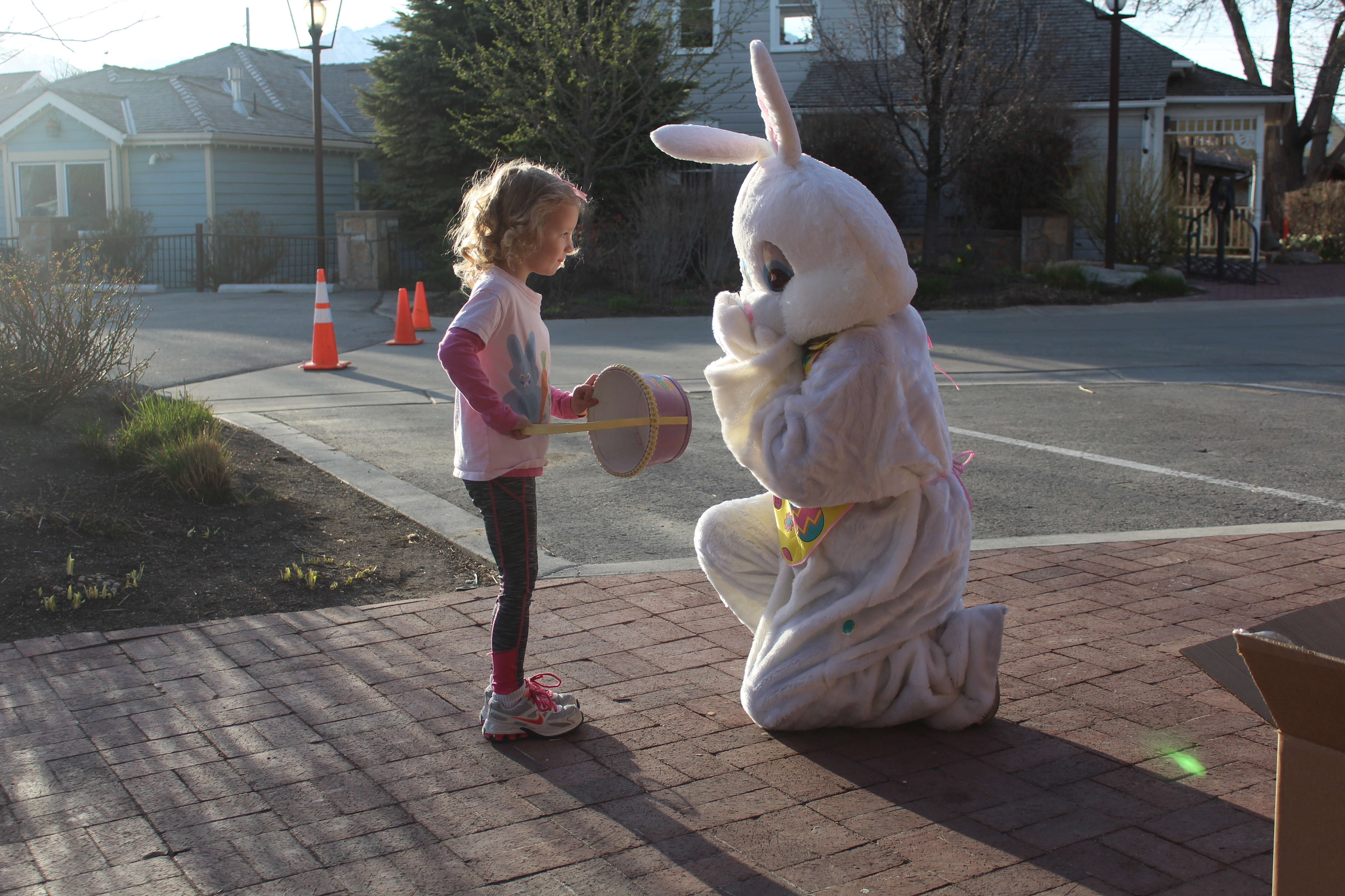 The Gardner Village Easter Egg Hunt will be April 20 after the Eggs Legs 5K.