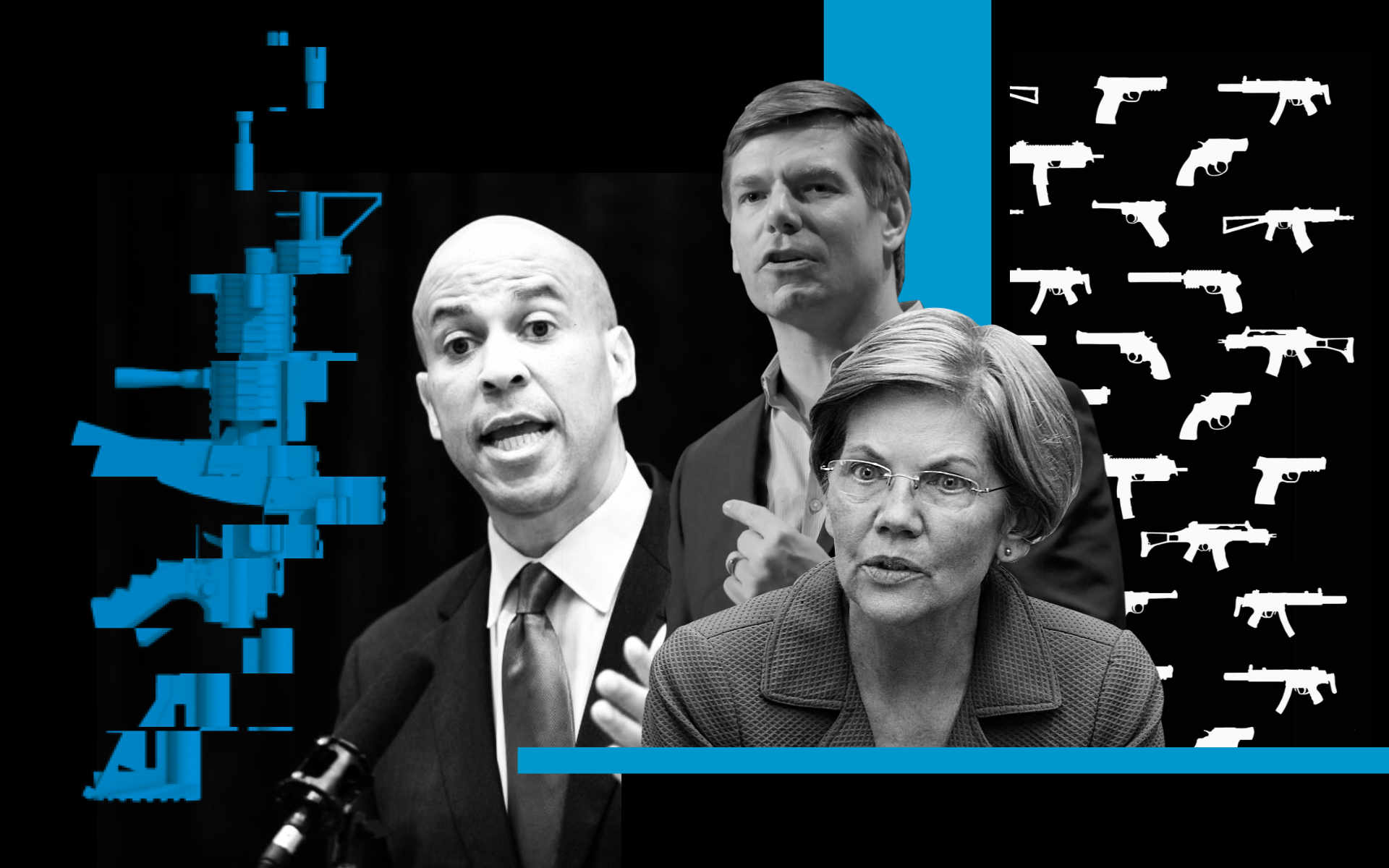Democrats have been discussing the same ideas on guns for 25 years. It's time to change that.