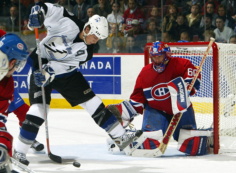 Lightning v Canadiens