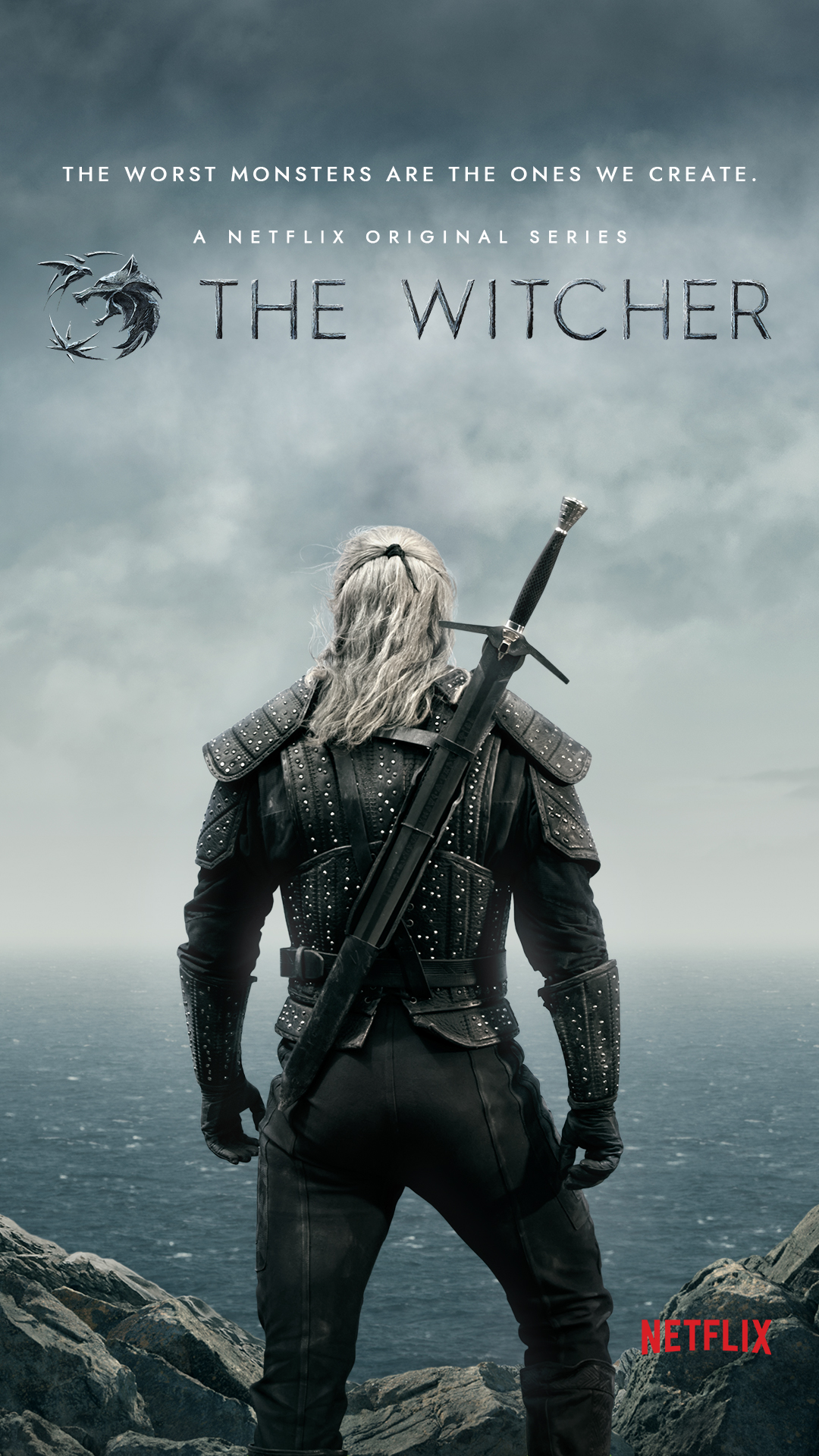 Netflix reveals first look at The Witcher cast