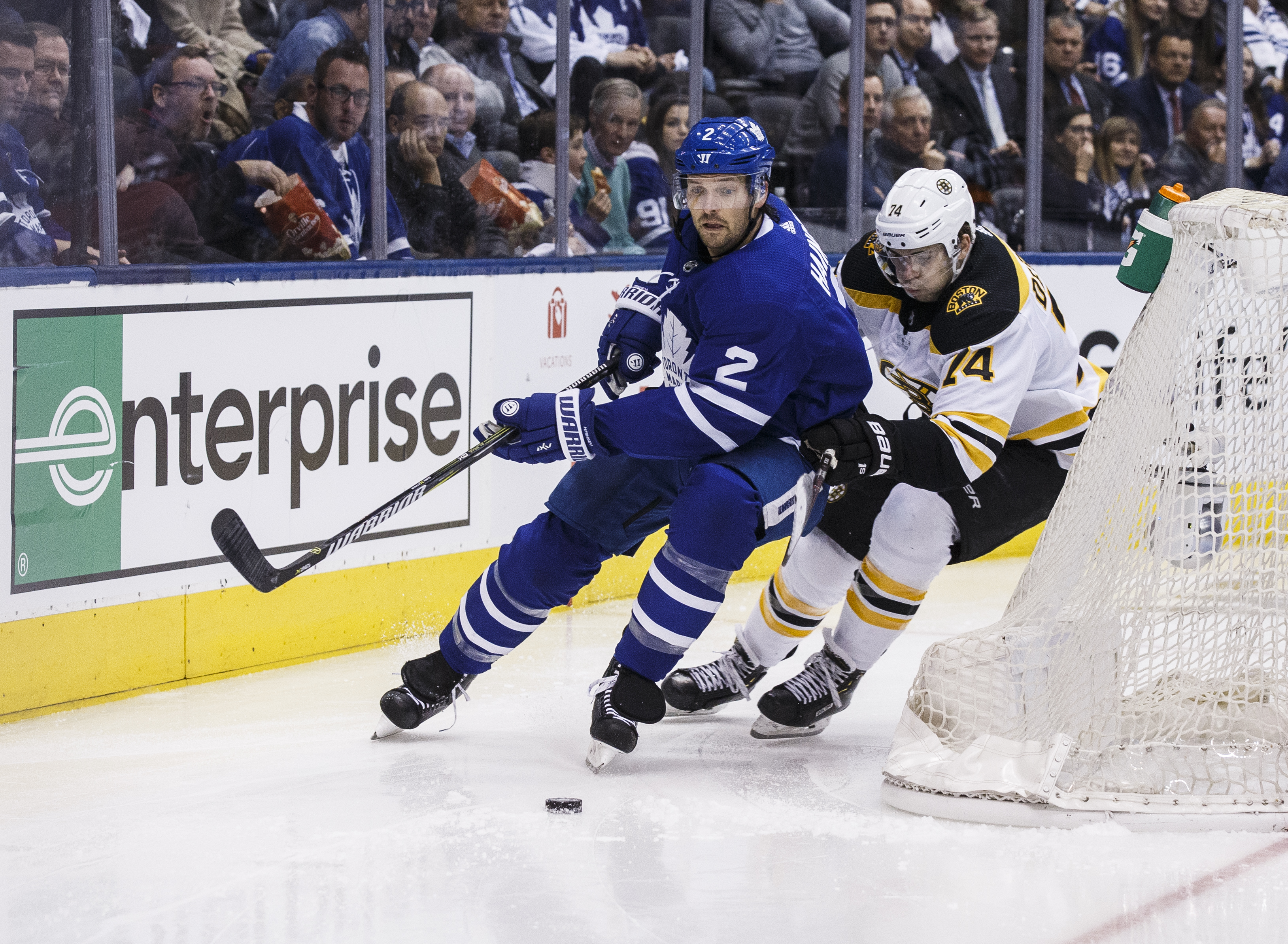 Boston Bruins v Toronto Maple Leafs - Game Three