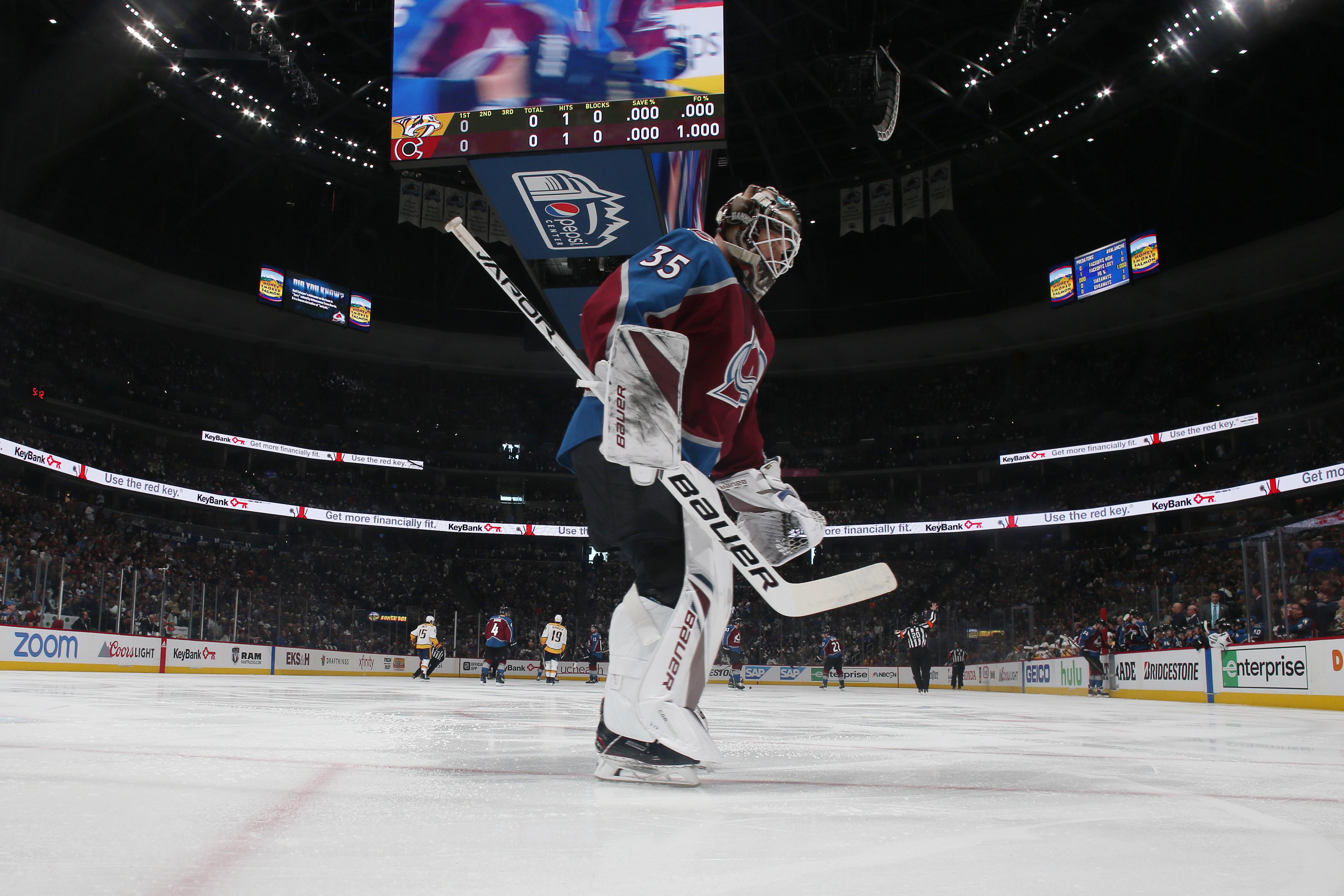 Nashville Predators v Colorado Avalanche - Game Six