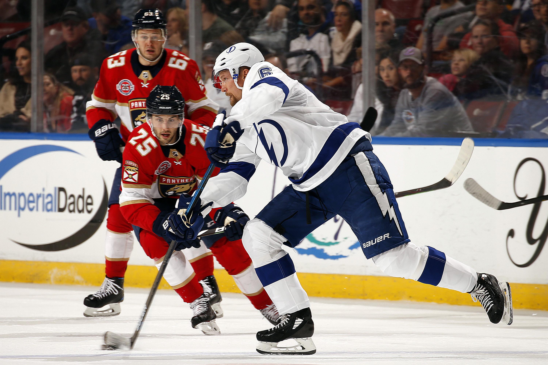 Tampa Bay Lightning v Florida Panthers