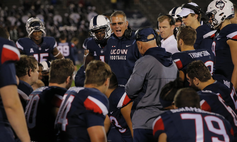 NCAA Football: Missouri at Connecticut